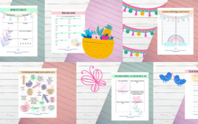 The power of productivity printables